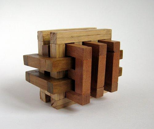 2009 - Casse-tête - Grids - David Rousseau