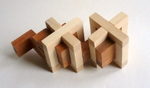 Casse tete  Triple Crosses and Cubes  Guy Brette 007