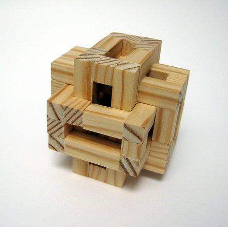 Casse-tête - 12 Tubular Box