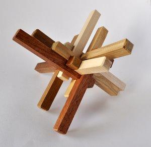 Casse-tête - 1×2 table - Petar Zaharinov - autre vue