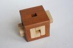 Casse tete  4 piece burr cube  osanori yamamoto 7