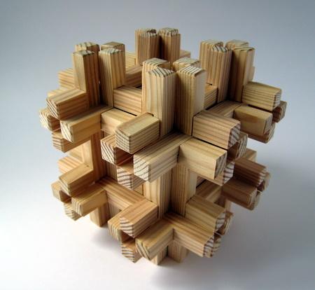 Casse-tête - 48 pieces burr - Dan Felmann