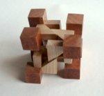 Casse tete  Excrescence s cube  Guy Brette 003