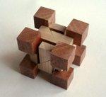 Casse tete  Excrescence s cube  Guy Brette 004