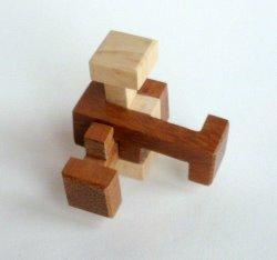 Casse tete  T in cube gyb  guy brette 3