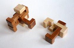 Casse tete  T in cube gyb  guy brette 4