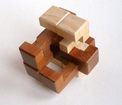 Casse tete  T in cube gyb  guy brette 5