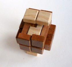 Casse tete  T in cube gyb  guy brette 7