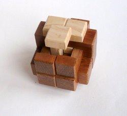 Casse tete  T in cube gyb  guy brette 8