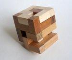 Casse tete  accordion  disjointed cube  Mineyuki Uyematsu Ken Irvine 11