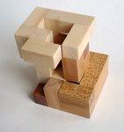 Casse tete  accordion  disjointed cube  Mineyuki Uyematsu Ken Irvine 4