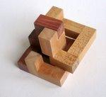 Casse tete  accordion  disjointed cube  Mineyuki Uyematsu Ken Irvine 6