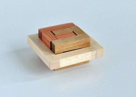 Casse tete  bisect cube 2  osanori yamamoto