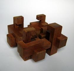 Casse-tête - Collective - un des deux socles