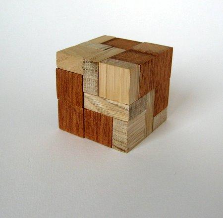 Casse-tête - Cube of Cubes
