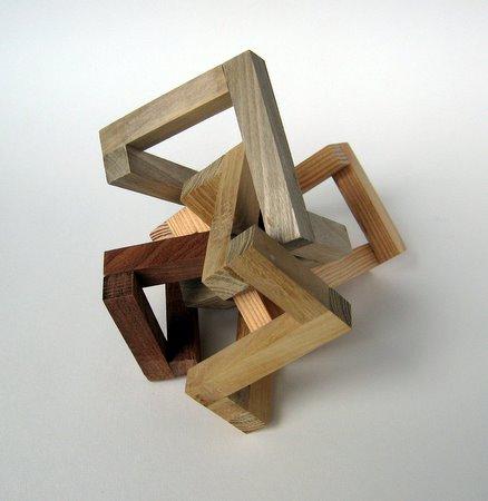 Casse-tête - Dutch rings
