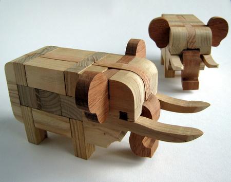 Casse-tête - Elephant