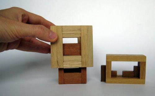 Casse-tête - Enigma - dernier mouvement
