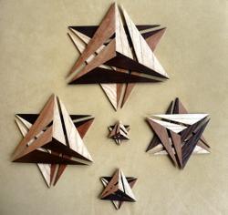 Casse-tête - Explosion triangle 2 - ouverture