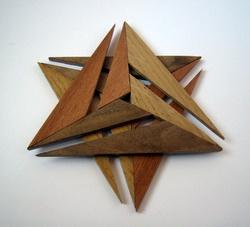 Casse-tete - Explosion triangle - démontage 1