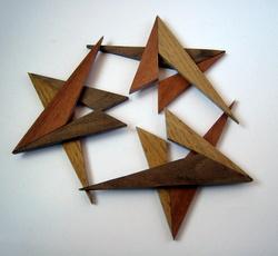 Casse-tête - Explosion triangle - démontage 2
