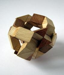 Casse-tête - Four Marbles - Vaclav Obsivac - en phase d'expansion