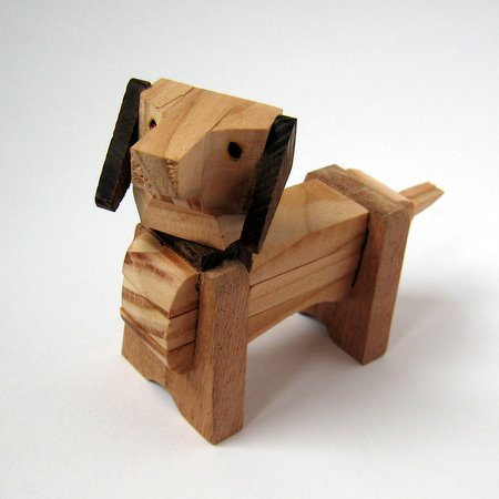 Casse-tête - Fritz The Wonder dog - Allan Boardman