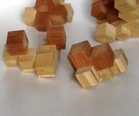Casse-tête - Grand octaèdre gyb - étape 3