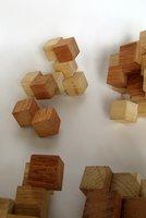 Casse-tête - Grand octaèdre gyb - étape 4