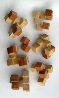 Casse-tête - Grand octaèdre gyb - pièces