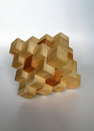 Casse-tête - Grand octaèdre gyb
