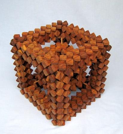 Casse-tête - Hypercube Crécelles
