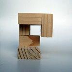Casse-tête - Knot in a cube gyb - pièce biseautée.