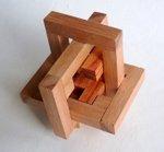 Casse tete  mine s cube in cage 333  Mineyuki Uyematsu 001