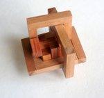 Casse tete  mine s cube in cage 333  Mineyuki Uyematsu 005