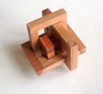 Casse tete  mine s cube in cage 333  Mineyuki Uyematsu 006