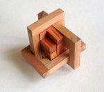 Casse tete  mine s cube in cage 333  Mineyuki Uyematsu 007