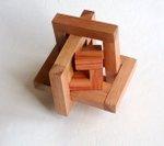 Casse tete  mine s cube in cage 333  Mineyuki Uyematsu