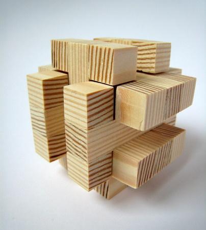 Casse-tête - Parallel Puzzle - Min S. Shih