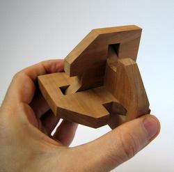 Casse-tete - Phut's 3 pieces - en cours de débloquage