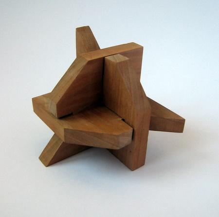 Casse-tete - Phut's3 pieces