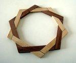 Casse-tête - star puzzle - pentagones