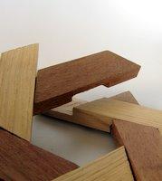 Casse-tête - star puzzle - triangles - principe