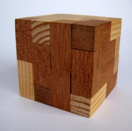 Casse-tête - Stegmann Two-Ns Cube n°5