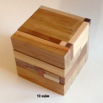 10 cube