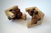 Casse-tete - Treillis 3D gyb - mouvement 1