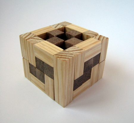 Casse-tete - Treillis 3D gyb