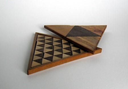 Casse-tête - triangulaire