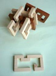 Casse-tête - XTreme Burr - Dereck Bosch - step 4