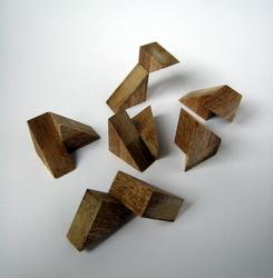 Casse-tête - Yacht Puzzle - toutes les pièces